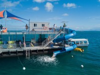 Sunlover Pontoon waterslide