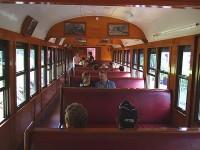 kuranda scenic train Heritage Class