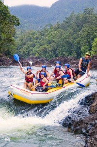 Tully Rafting