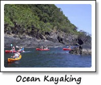 Optional - Sea Kayaking
