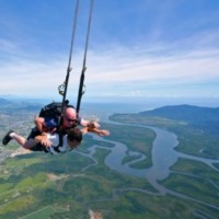 Tandem Cairns Skydiving