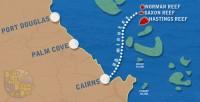 Deep Sea Divers Den Dive Courses Outer Barrier Reef Sites