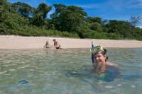 Snorkelling Green Island