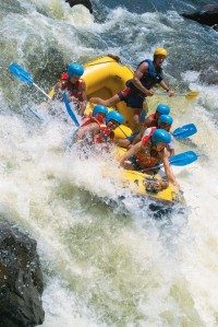 Raging Thunder Tully River White Water Rafting Full Day