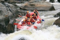 Foaming Fury - Half Day Barron River Rafting Cairns