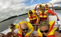 Bad Fishy Jet Boat Ride
