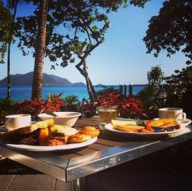 Fitzroy Island Resort Food Options